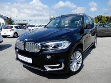 BMW X5 xDrive30d automatik, panorama, navigacija