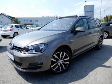 VW Golf VII Variant 1,6 TDI CUP automatik DSG, panorama, navigacija