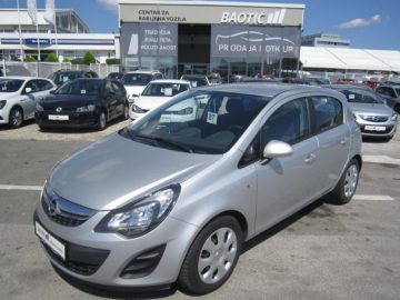 Opel Corsa 1,3 CDTI**70kw/90 ks**2014**29.000 km**