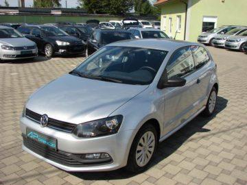 VW Polo 1.4 TDI Bluemotion MT