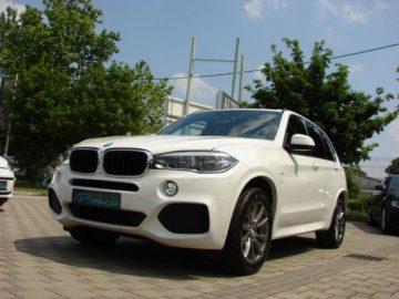 BMW X5 xDrive30d M Sport Paket Full Spec.
