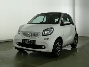 Smart fortwo coupe 52kW – automatik