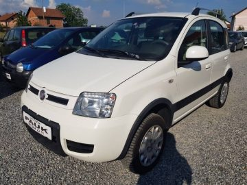 Fiat Panda 1,3 MJD-2011gd.md-4X4-UVOZ-klima,109tkm,KARTICE.12mj.garanc