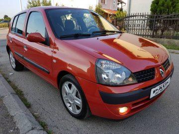 Renault Clio 1,5 dCi-82ks-2005gd.md-extreme-5vrt,klima,rg.KARTICE,zamj