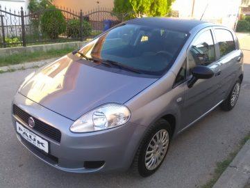 Fiat Grande Punto 1,2 8V-2011gd.md-UVOZ-5vrt,klima,144tkm,KARTICE,zamj
