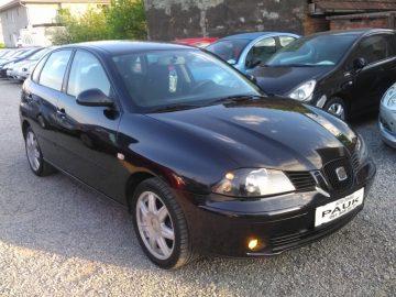 Seat Ibiza 1,4 TDI-2006gd.md-UVOZ-5vrata,klima,alu16″,KARTICE,zamjena
