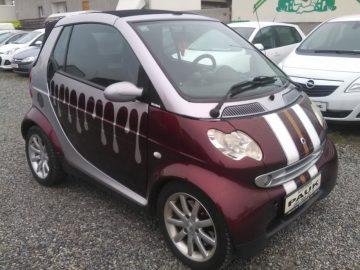 Smart fortwo cabrio Brabus-2006gd.md-automatik 0,8CDI-KARTICE,zamjena