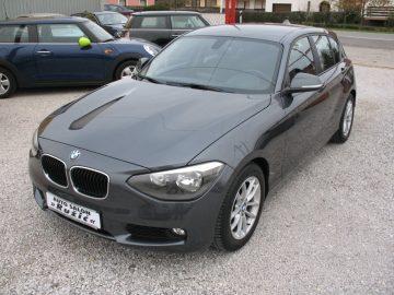BMW serija 1 116dComfort Plus ALU NAVI PDC GARANCIJA DO 2 GOD. 2012.