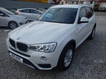 BMW X3 20d Xdrive ALU XENON NAVI 2xPDC KAMERA GARANCIJA DO 2 GOD 2015.