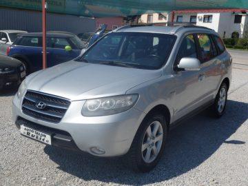 Hyundai Santa Fe 2,7 V6 GLS + LPG  2008. 6800€