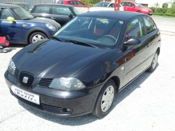 Seat Ibiza 1,4 16V STELLA REG. 5/2019 2003. 15.500 Kn