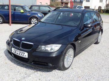 BMW serija 3 320d ALU KOŽA REG. 1/2019 2007. 7300€