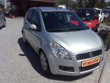 Suzuki Splash 1,0 GC – 2010., ALU… AKCIJA…..