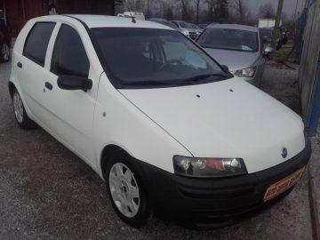 Fiat Punto 1,9 D – REGISTRIRAN!!!