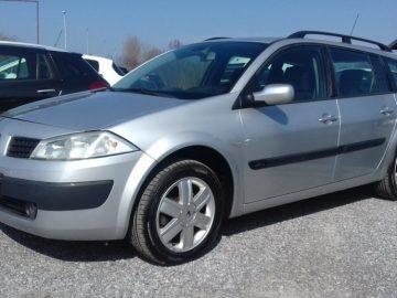 Renault Megane Break 1.5 DCI – klima, Alu 16″,…