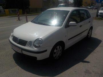 VW Polo 1,9 SDI,klima,reg.10/18,MODEL 2004**KARTICE**RATE**
