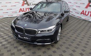 BMW serija 7 730XD, Full oprema, tvornička garancija, na firmi