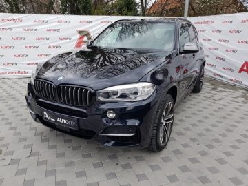 BMW X5 M50d Performance, Full oprema, Panorama, Head UP
