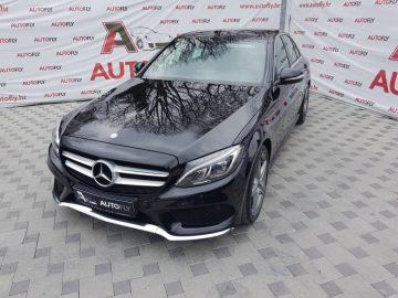 Mercedes-Benz C-klasa 220 AMG, automatik, Navig, servisna