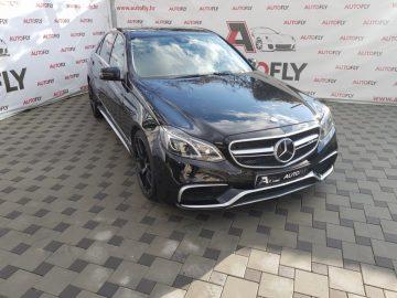 Mercedes-Benz E-klasa 350 CDI 4MATIC E 63 AMG S optika, na firmi