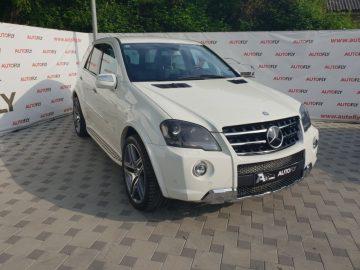Mercedes-Benz ML 350 4matic automatik, 1vlasnik, komplet 63amg optika