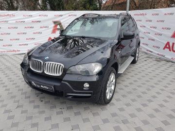 BMW X5 3.0 d, Sportpaket, navigacija, kupljen u Hrv., servisna, Kuka