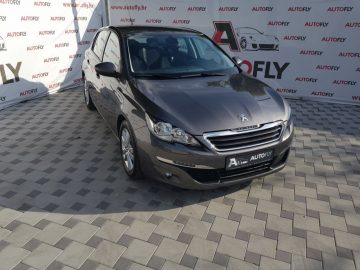 Peugeot 308 1.6 HDI Active, na firmi, stanje NOVO, tvornička garancija