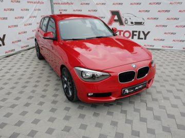 BMW serija 1 116d automatik, 113tkm, servisna, 17″ felge