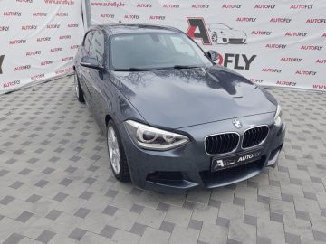 BMW serija 1 120d, M-paket, 184ks, Xenon