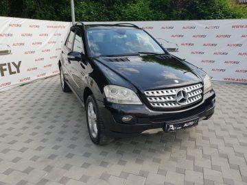 Mercedes-Benz ML 320 CDI 4matic automatik