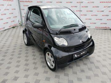 Smart fortwo coupe CDI dizel, na firmi, alu felge