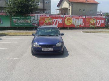 """Opel Corsa 1,2 i""""NA KARTICE DO 60 RATA"""""""