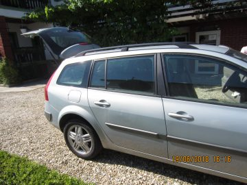 Renault Megane break 1. 9 dci 2004 dizel klima Varaždin 4,5L/100km