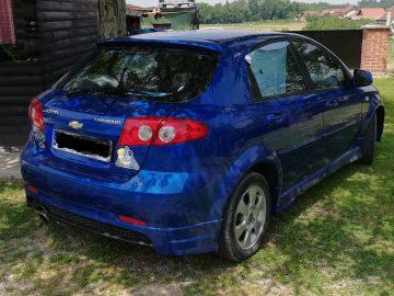Chevrolet Lacetti 1,4 WTCC, HITNO