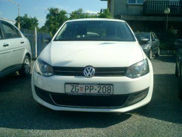 VW Polo 1.6 TDI,klima,Amex,Master do 60 rata