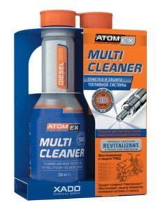 XADO ATOMEX MULTI CLEANER for Diesel engine (prodaja@gumb.eu, 095/600 7005)