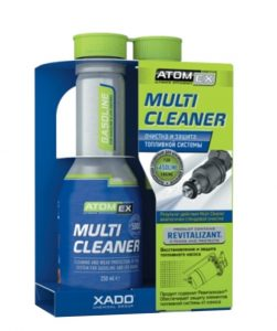 XADO ATOMEX MULTI CLEANER  for Gasoline and LPG engine (prodaja@gumb.eu, 095/600 7005)