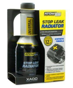 XADO ATOMEX STOP LEAK RADIATOR (prodaja@gumb.eu, 095/600 7005)