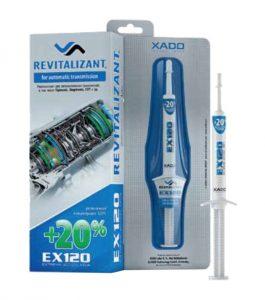 XADO Revitalizant® EX120 za automatske mjenjače (prodaja@gumb.eu, 095/600 7005)