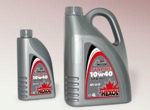 Hexol Synline Sprint 10w40, 5L , (prodaja@gumb.eu, 095/600 7005)