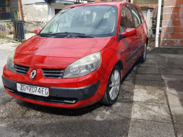 Renault  grandescenic 1.5 dci