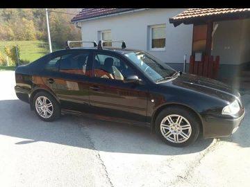 Škoda Octavia 1.6 +lpg