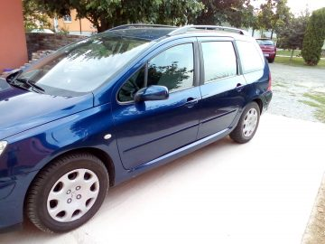 PEUGEOT 307 1.6 HDI REGISTRIRAN DO 11 mj 2019