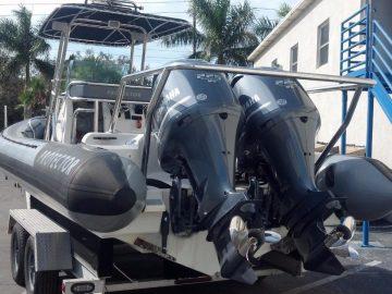 Za prodaju Yamaha, Mercury, Suzuki Outboards Motori 2-4 stroja 115 KS, 200 KS, 225 KS i 300 KS