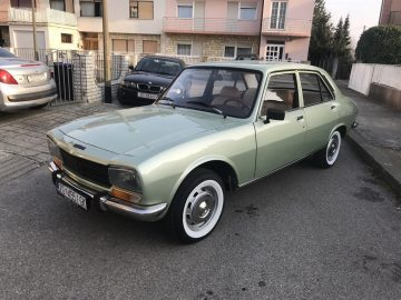 Peugeot 504 1979 godina