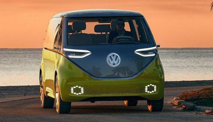 Čudnovati koncept VW I.D. BUZZ kreće u serijsku proizvodnju (Bulli budućnosti)