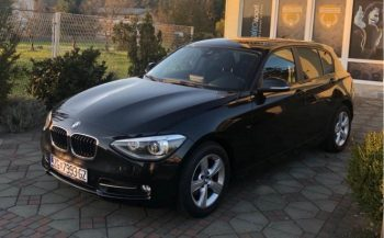 BMW 118d SPORT,XENON,PROFI NAVI,KAMERA,PARK.SENZORI,DRIVER ASSISTANCE