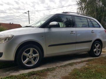 Škoda Fabia Combi 1.2 12V HTP
