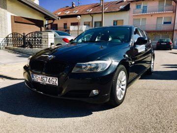BMW 320d 2009 godina