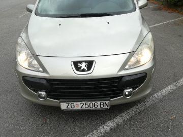 Peugeot 307 1.6hdi 1.vlasnik